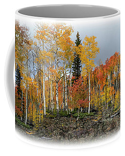 It's All About The Trees Coffee Mug