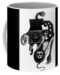 Jack In The Box - Artwork Coffee Mug