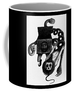 Jack In The Box - Artwork Coffee Mug