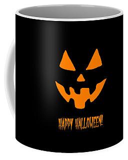 Jackolantern Happy Halloween Pumpkin Coffee Mug