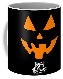 Jackolantern Pumpkin Happy Halloween Coffee Mug