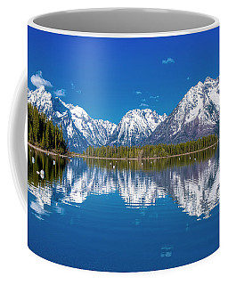 Jackson Lake Coffee Mug