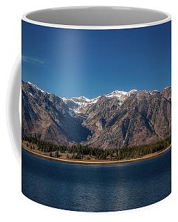 Jackson Lake Wyoming Coffee Mug