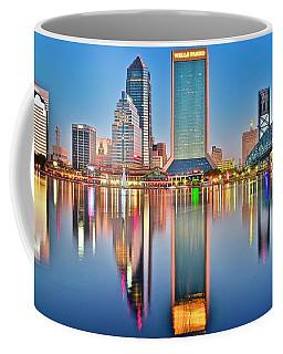 Jacksonville Reflecting Coffee Mug