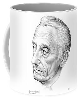 Jacques Coffee Mugs