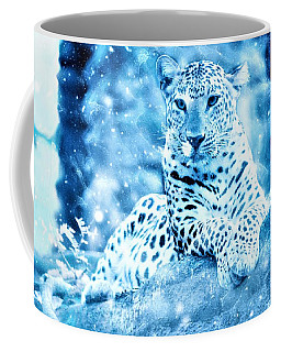 Jaguar, Panther Coffee Mug