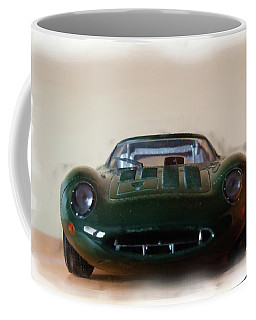 Jaguar Xj13 Coffee Mug