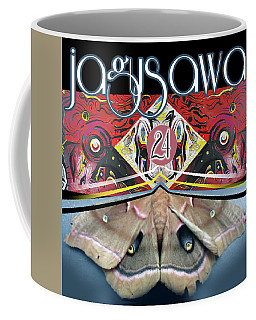 Coffee Mug featuring the painting Jagusawa 24 by John Jr Gholson