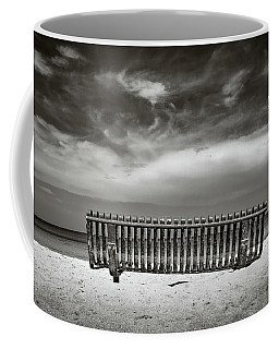 Jamaican Bench Coffee Mug
