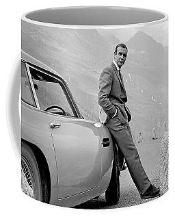 James Bond 007 Coffee Mugs Fine Art America