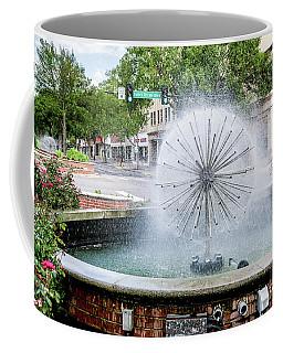 James Brown Blvd Fountain - Augusta Ga Coffee Mug