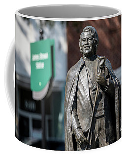 James Brown Statue - Augusta Ga Coffee Mug