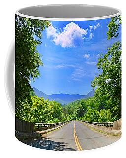 James River Bridge, Blue Ridge Parkway, Va. Coffee Mug