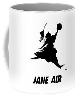 Jane Air Coffee Mug