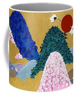 Japanese Modern Interior Art #3 Coffee Mug