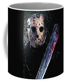 Jason Voorhees Coffee Mug