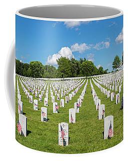 Jefferson Barracks National Cemetery Coffee Mug