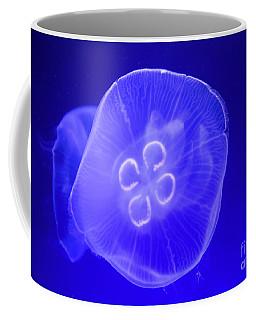 Moon Jellyfish Coffee Mug