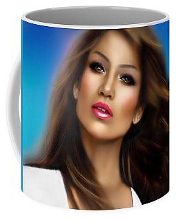 Jennifer Lopez Coffee Mug