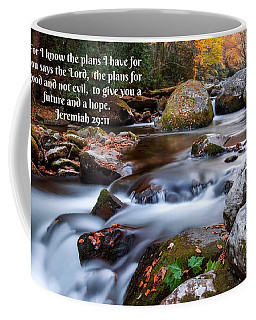 Jeremiah 29 And 11 Coffee Mug