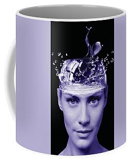 Jestful Water Drops  Coffee Mug