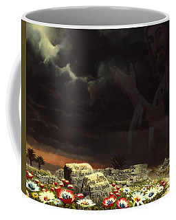 Jesus And His Jewels Coffee Mug