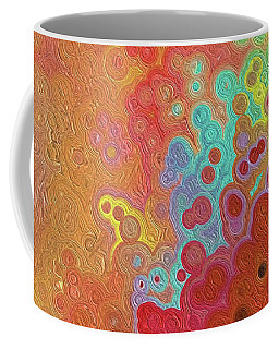 Coffee Mug featuring the painting Jesus Christ, The Truth. John 1 14 by Mark Lawrence