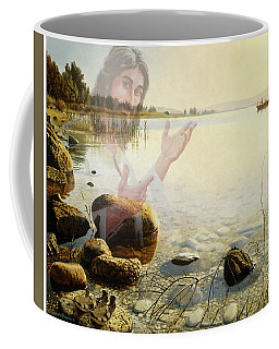 Jesus, Come Follow Me Coffee Mug