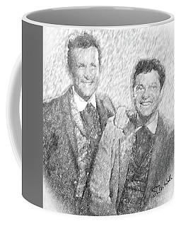 Jim And Artimus Coffee Mug