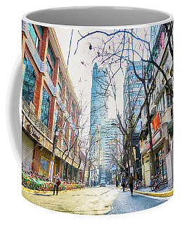 Jing An Coffee Mug