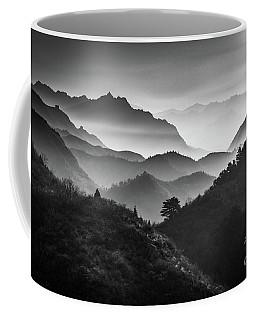 Jinshanling Ridges Coffee Mug
