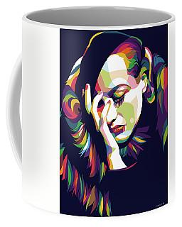 Joan Crawford Coffee Mug