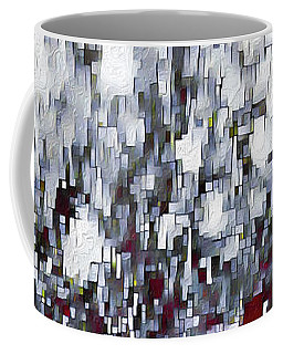 Coffee Mug featuring the painting John 3 17. God's Amazing Love by Mark Lawrence