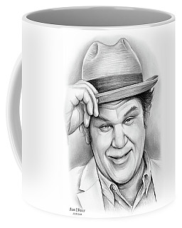 John C. Reilly Coffee Mugs
