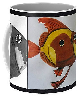 John Dory - Multi Coffee Mug