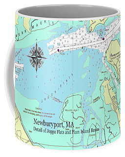 Joppa Flats Map Coffee Mug