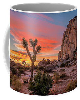 Joshua Tree Sunset Coffee Mug