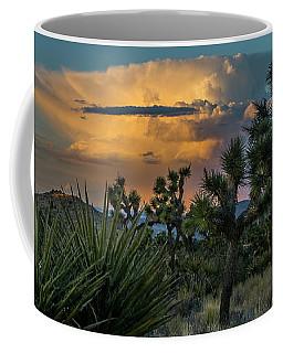 Joshua Tree Thunder Coffee Mug
