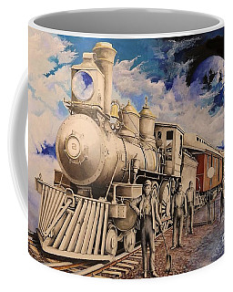 Journey Through The Mists Of Time Coffee Mug