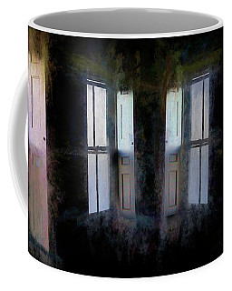 Coffee Mug featuring the photograph Journey To Oz by Wayne King