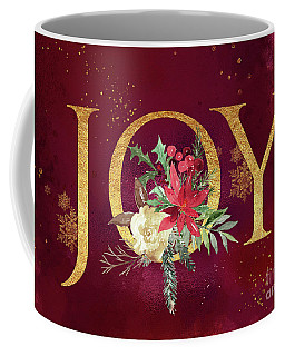 Joy Holiday Art  Coffee Mug