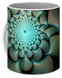 Coffee Mug featuring the digital art Jude by Missy Gainer