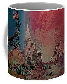 Judy Poster Coffee Mug