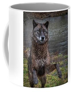 Jumping Boy Coffee Mug