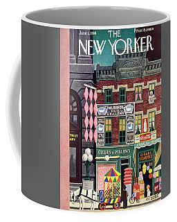 New Yorker June 1st 1946 Coffee Mug