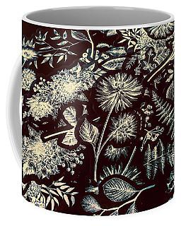 Jungle Flatlay Coffee Mug