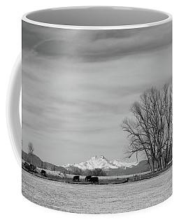 Just An Old Colorado Western Landscape Coffee Mug