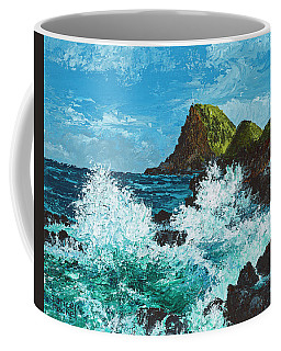 Kahekili Leap Coffee Mug