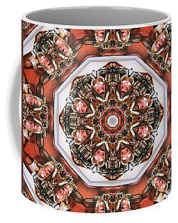 Kaleidoscope Of Apple Still Life Coffee Mug
