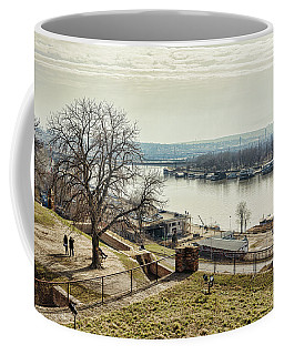 Kalemegdan Park Fortress In Belgrade Coffee Mug